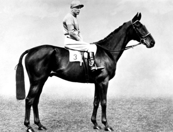 Horse Racing - Golden Miller - 1934